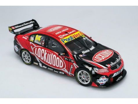 1:18 Biante 2013 Holden VF Commodore #14 Fabian Coulthard