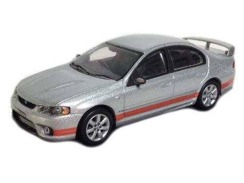 1:64 Biante Ford FPV GT Sedan - Citric Acid/Black Stripes