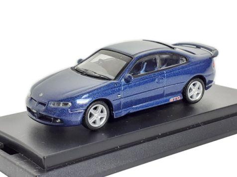 1:64 Biante - Holden GTO Coupe - Delft Blue - Item# B640803B