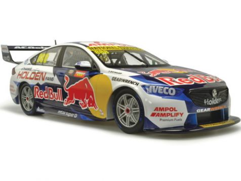 1:18 Classic Carlectables 2020 Holden ZB Commodore #888 Whincup/Lowndes