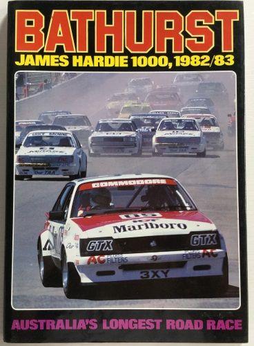 Bathurst James Hardie 1000, 1982/83 - Garry Sparke & Associates