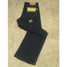 """Mustang Men's Regular Fit Stretch - Straight Leg - BLUE/BLACK Denim Jeans 31""""/34"""" In Leg"""