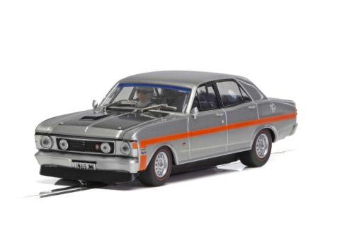 1:32 Scalextric 1969 Ford XW Falcon - Silver Fox
