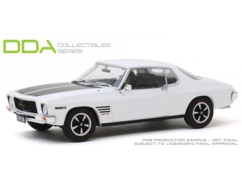 1:24 DDA 1973 Holden HQ Monaro GTS 350 - Glacier White