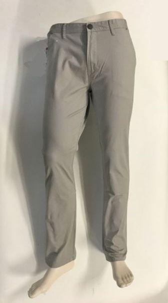 Men's EJ Denim Straight Leg Trousers GREY