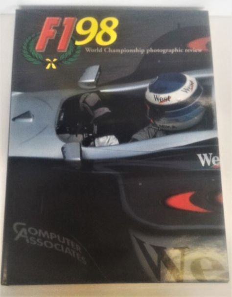 F1 '98 World Championship Photographic Review - Roberto Boccafogli 0-09-186572-7