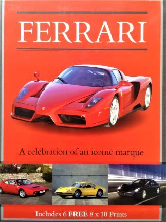Ferrari: A Celebration of an Iconic Marque - Jed Paine- 2014 - 978-1-906969-95-0