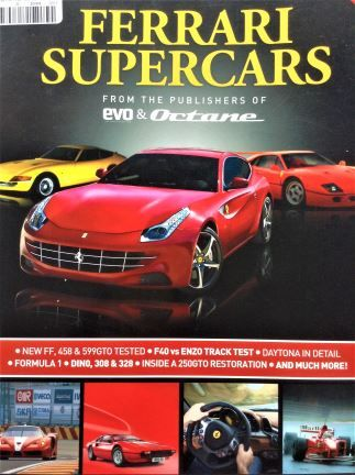 Ferrari Supercars 2011, 3rd Edition - Dennis Publishing Limited - 2011