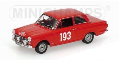 1:43 ford cortina mk1 1963 monte carlo rally taylor 400638293