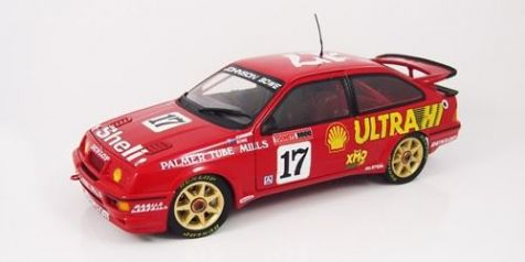 1989 1:18 Apex Replicas Bathurst 1000 Winning Ford Sierra RS500 #17 Johnson/Bowe AD81104