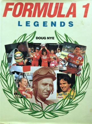 Formula 1 Legends - Doug Nye - 1994 - 1-85841-062-2