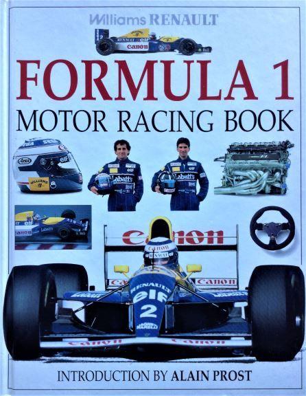 Formula 1 Motor Racing Book - Williams Renault - Xavier Chimits & Francois Granet - 1994 - 0 207 18574 3