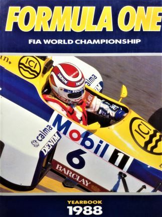 Formula One: FIA World Championship Yearbook 1988 - Grid Publishing - 1988 - 0 9511918 1 0