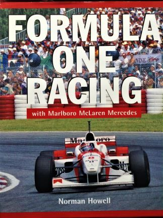 Formula One Racing with Malboro McLaren Mercedes  - Norman Howell - 1996 - 0-297-82175-X