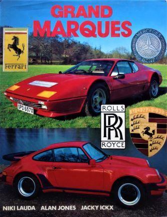 Grand Marques - George Bishop, etc. - 1984 - 0 86283 199 7