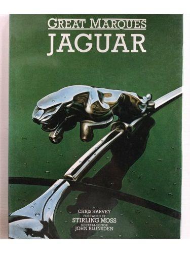 Great Marques: Jaguar by Chris Harvey