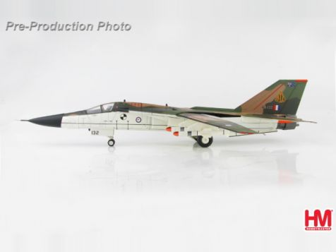 1:72 Hobby Master F-111C Aardvark A8-132, ARDU, RAAF, 1988