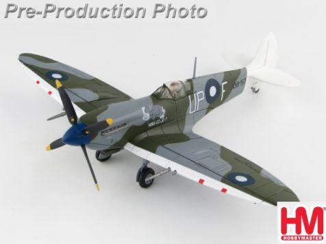 "1:48 Hobby Master Spitfire Mk VIII ""Hava Go Jo!!"" Lt. Norm Smithell, No. 79 Sqn, RAAF, Summer 1945"