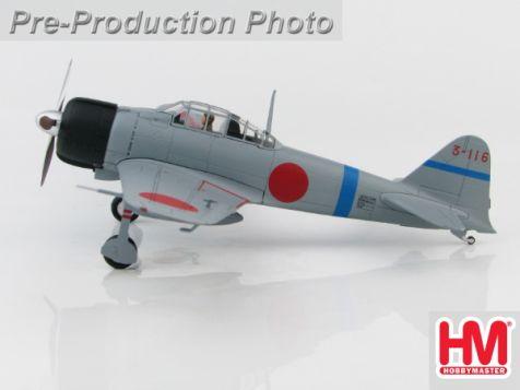 1:48 Hobby Master Japan A6M Zero Fighter 12th Kokutai, 1940 - 1941