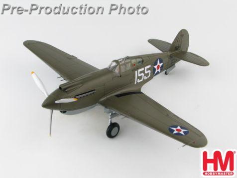 1:48 Hobby Master P-40B Warhawk Wheeler Field, Hawaii, Dec 7 1941
