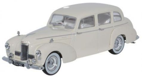 1:43 Oxford Diecast Humber Pullman Limousine Old English White HPL004