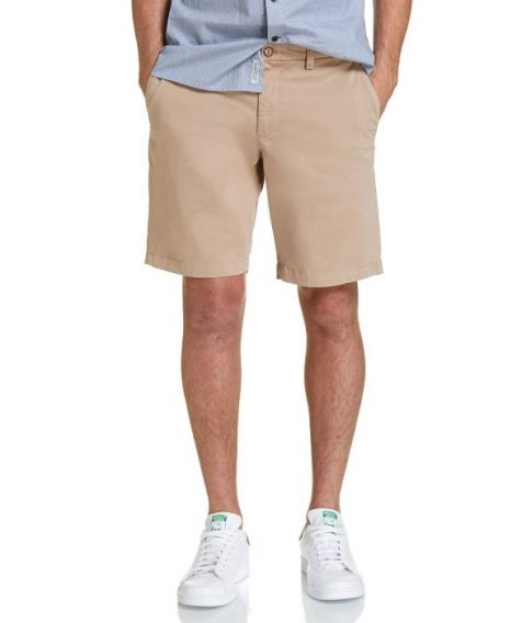 JAG Men's Chino Shorts in Sand