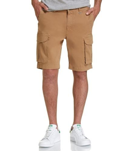 JAG Men's Nolan Cargo Shorts in Tobacco