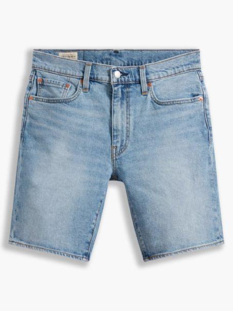 Men's Levi's 412 Slim Denim Jean Shorts Whenever Wherever Adv