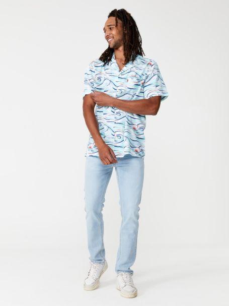 Men's Levi's 511 Slim Denim Jeans in Wolf Days Like This