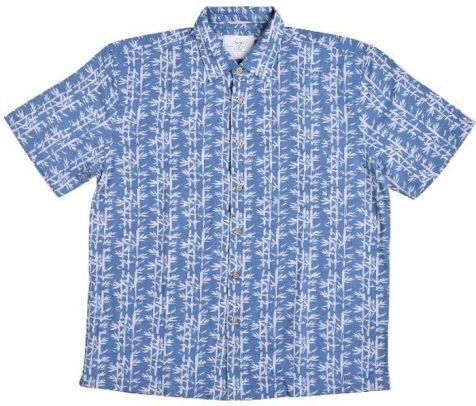 Mens Bamboo Fibre Short Sleeve Shirts