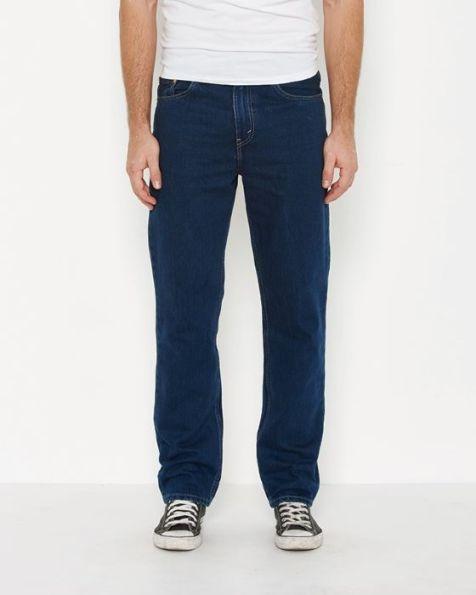 Levis 516 Straight Leg Jeans BLUE/BLACK