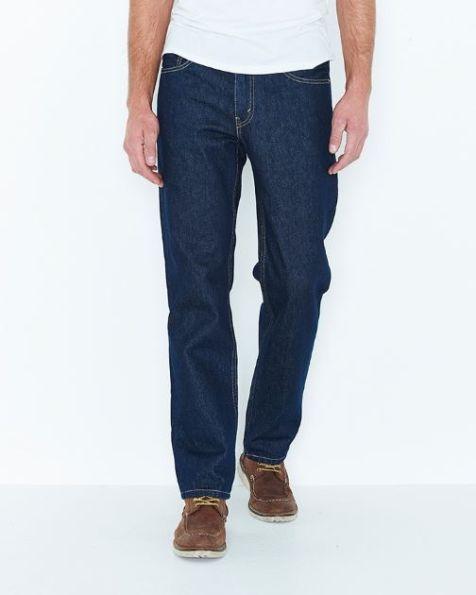 Men's Levi's 516 Straight Jeans RINSE