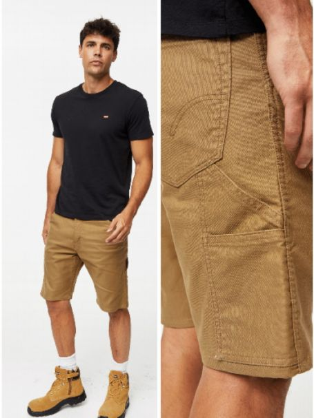 Men's Levi's Work Wear 505 Utility Shorts ERMINE CANVAS