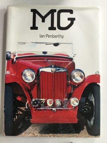 MG by Ian Penberthy