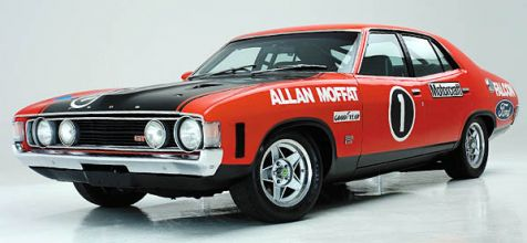 1:18 1972 Ford XA Falcon GTHO Phase IV #1 Allan Moffat