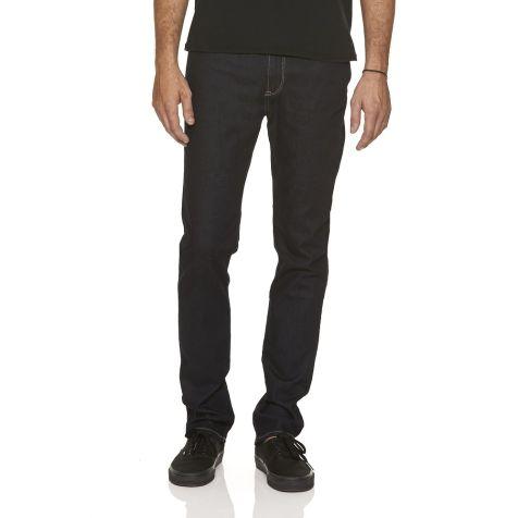Mens Riders By Lee R1 Skinny Denim Jeans - Rinse Wash Mens fashion skinny leg denim jeans