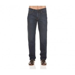 Men's Riders by Lee Straight Stretch Denim Jeans NIGHT SHADOW