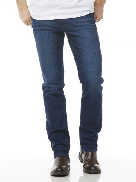 Men's Riders by Lee Slim Stretch Jeans LIBERTY BLUE