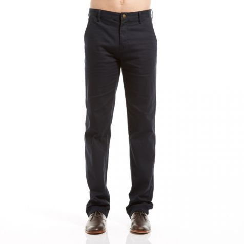 """Men's Riders By Lee Straight Stretch Chino Pant - Navy with 31""""/34"""" Inleg - Waist Size 32""""-42"""""""