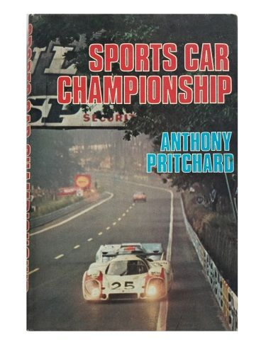 Sports Car Championship by Anthony Pritchard