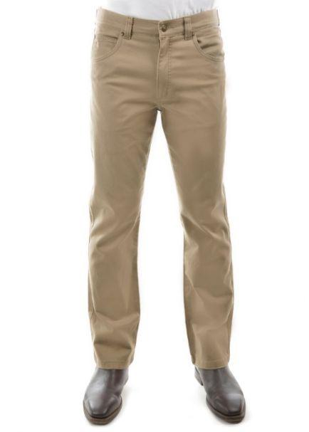 Men's Thomas Cook Straight Leg Stretch Moleskin Jeans SAND