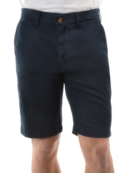 Thomas Cook Men's Tailored Fit Mossman Comfort Waist Shorts DARK NAVY