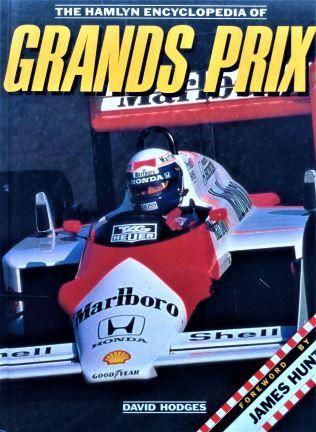 The Hamlyn Encyclopedia of Grands Prix - David Hodges - 1988 - 0 600 55785 5