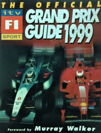 The Official Grand Prix Guide 1999 - Bruce Jones - 1999 - 1 85868 626 1