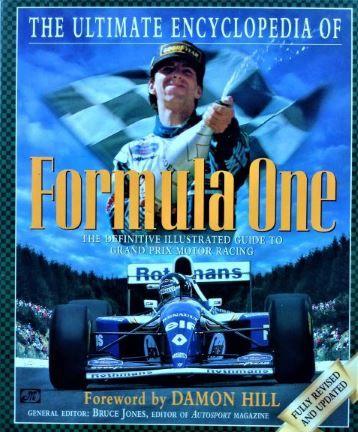 The Ultimate Encyclopedia of Formula One - Carlton Books - 1996 - 0-7603-0313-4 (Default)