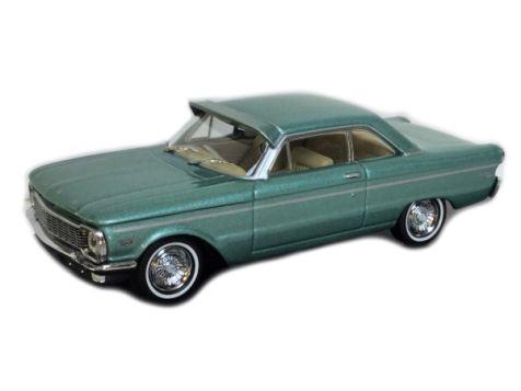 1:43 Trax 1965 Ford XP Futura Hardtop Green Velvet Metallic TR51D
