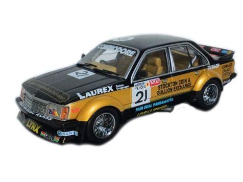 1:43 Trax Bathurst Racing Series - Holden VB Commodore - Pete Gulson and Ian Geoghegan - 1980