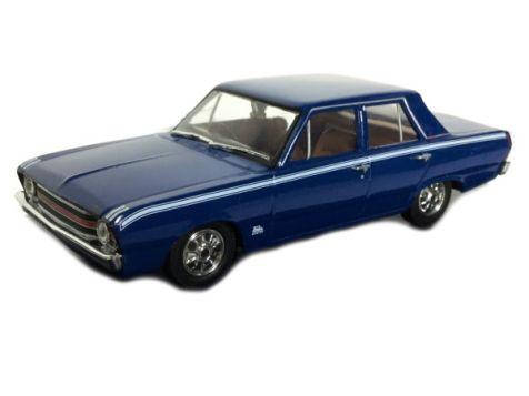 1:43 TRAX Chrysler VF Valiant Pacer Sedan in Wild Blue - TR63B
