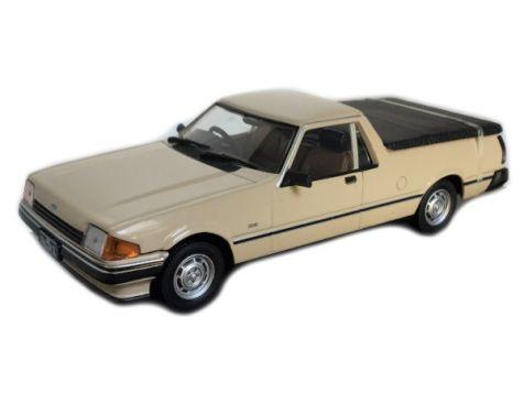 1:43 TRAX - 1982 Ford XE Falcon GL Utility - Saffron Beige/ Tan interior Code TR71