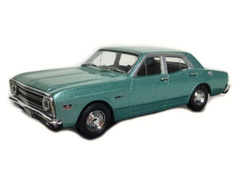 1:43 TRAX 1966 Ford XR Falcon 500 Sedan - Velvet Green Metallic TR9D